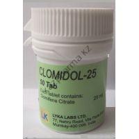 Кломид Lyka Labs 50 таблеток (1таб 25 мг)