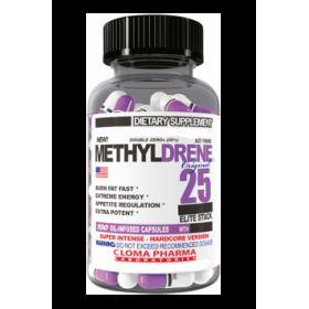 Жиросжигатель Methyldrene 25 Elite  (100 капсул)