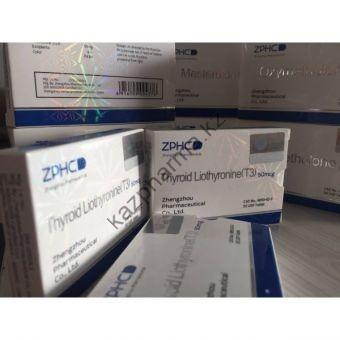 T3 (Трийодтиронин) ZPHC 50 таблеток (1таб 25 мг) - Алматы