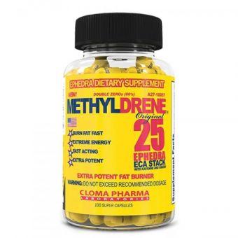 Жиросжигатель Methyldrene 25 (100 капсул)  - Алматы