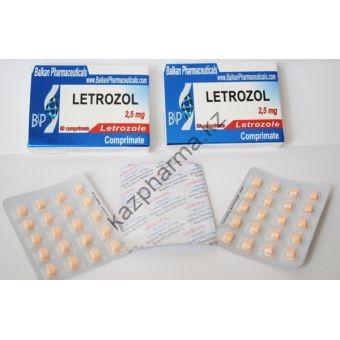 Летрозол Balkan Pharmaceuticals 20 таблеток (1таб 2.5 мг) - Алматы