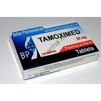 Tamoximed (Тамоксифен) Balkan 100 таблеток (1таб 20 мг) - Алматы