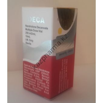 Нандролон деканоат CanadaPeptides балон 10 мл (250 мг/1 мл) - Алматы
