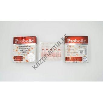 Тестостерон пропионат Cooper 10 ампул по 1мл (1амп 100 мг) - Алматы