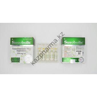 Сустанон Cooper 10 ампул по 1мл (1амп 250 мг) - Алматы