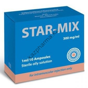 Стар-микс (oil) RADJAY 10 ампул по 1мл (1амп 300 мг) - Алматы