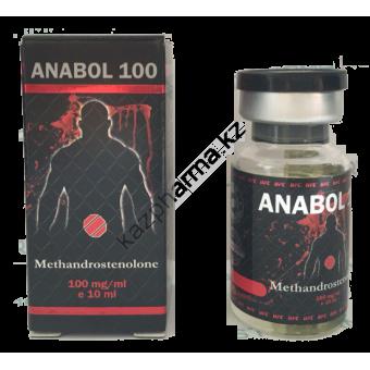 ANABOL 100 (Метан, Метандиенон) UFC Pharm балон 10 мл (100 мг/1 мл) - Алматы