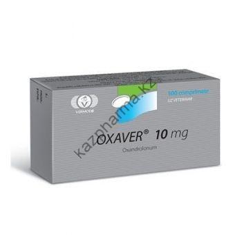 Oxaver (Оксандролон, Анавар) Vermodje 100 таблеток (1таб 10 мг) - Алматы